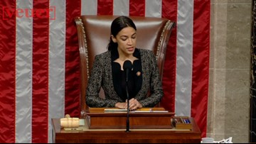 Alexandria Ocasio-Cortez Blasts Trump Administration for 'Running Concentration Camps On Our Southern Border'