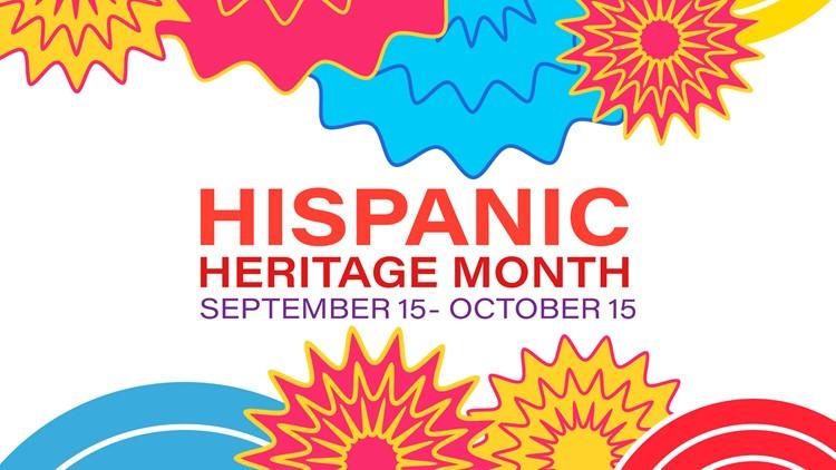 Who celebrates Hispanic Heritage Month?