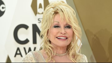 Dolly Parton takes home 9th Grammy Award for 'God Only Knows'