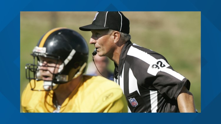 NFL referee dies shortly after officiating game