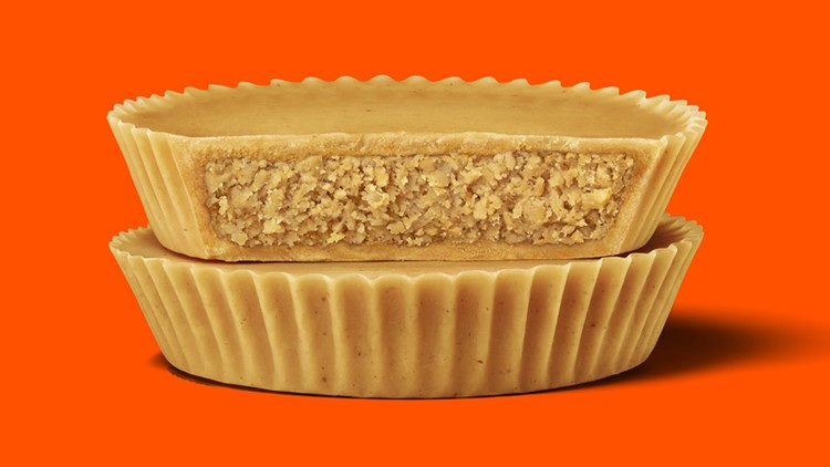 Reese's announces chocolate-free, all peanut butter cups