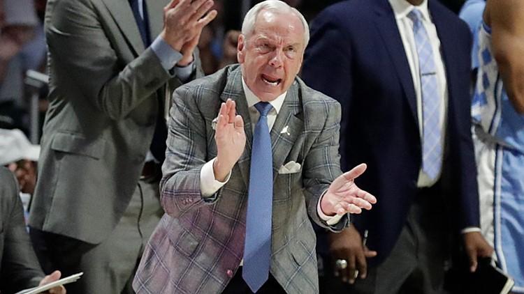 North Carolina Tar Heels' Roy Williams announces retirement