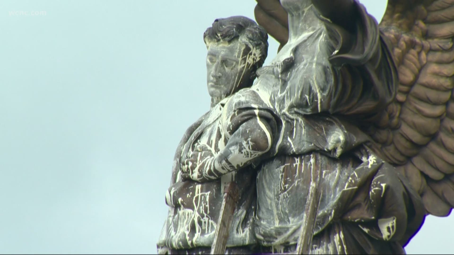 Newly Erected Statue Causes Controversy and Social Media
