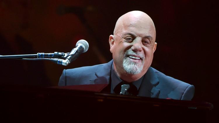 Musician Billy Joel
