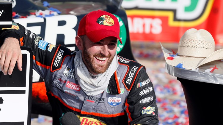 Austin Dillon discusses the 2021 Cup season, Bristol dirt race and more