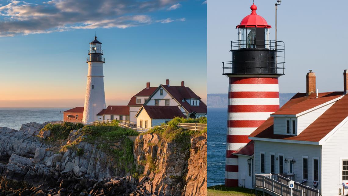 Rare Look Inside Maine S Lighthouses This Saturday 9news Com