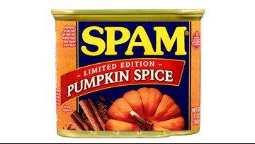 Autumn is coming, so of course Pumpkin Spice Spam is, too