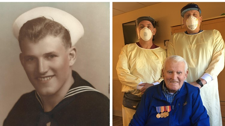 WWII, Korean War veteran survives coronavirus and receives overdue medals