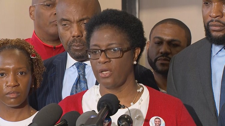 'He didn't deserve this': Botham Jean's mother speaks out after Amber Guyger indictment