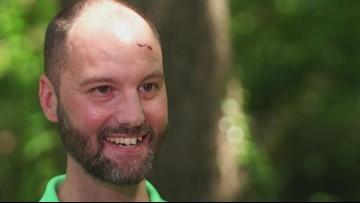 Hiker describes six nights in Arkansas wilderness before rescue