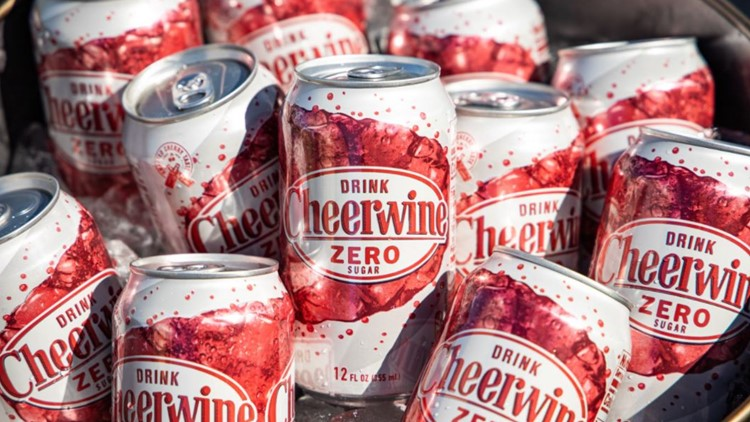 Cheerwine debuts 'Zero Sugar' soda