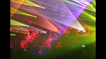 Umphrey's McGee announces 3-night Red Rocks stint