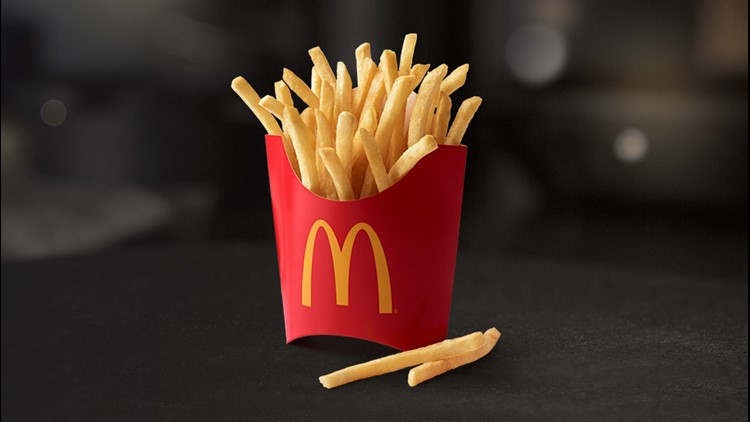 Mmmmh....the taste of McDonald's fries! You can score some at least once a week until the end of the year, find out how.