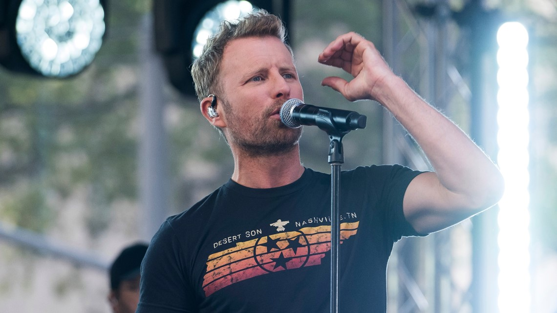 Dierks Bentley to open 'Whiskey Row' restaurant in LoDo