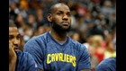 Cleveland Cavaliers SF LeBron James says Donald Trump's remarks are 'trash talk'