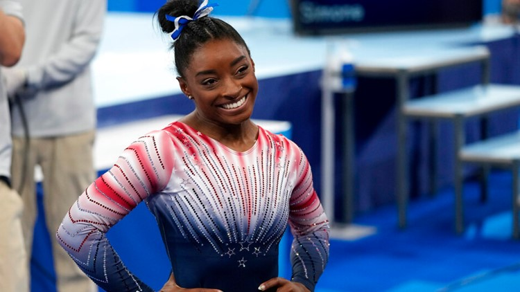 'I'm more than my medals': Simone Biles keeping the door open on 2024 Olympics