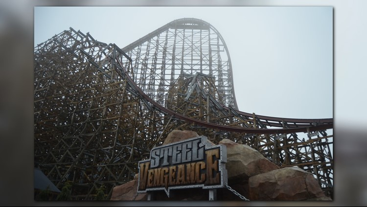 Cedar Point teases more Steel Vengeance surprises yet to be announced