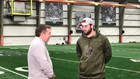 WATCH | Cleveland Browns QB Baker Mayfield's conversation with Jim Donovan