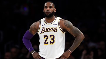 Report: Los Angeles Lakers contemplated trading LeBron James