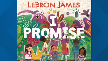LeBron James to release children's book this summer