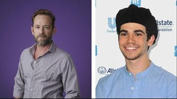 Luke Perry, Cameron Boyce not included in Oscars 'In Memoriam' tribute