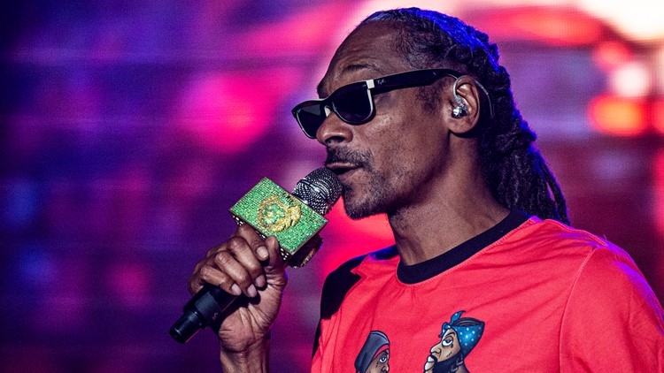 Snoop Dogg says 2020 will be the first time he votes