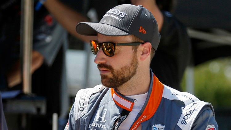 Hinchcliffe is back with Andretti for full IndyCar season