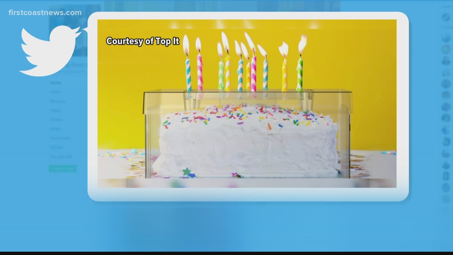 The Buzz Cake Shields Could Become The Latest Birthday Party Trend 9news Com