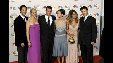 'Friends' reunion special in the works with all six original cast members
