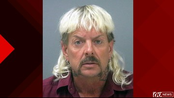 'Tiger King' Joe Exotic files $94 million civil rights lawsuit from prison