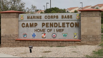 16 Marines arrested in human smuggling investigation