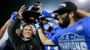 Mike Norvell named new Florida State head coach