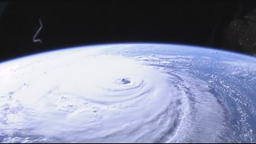 Hurricane Florence from the International Space Station: A spectacular, sobering look