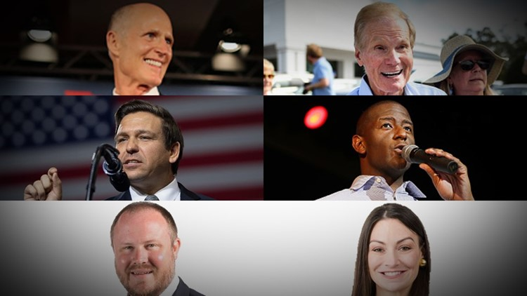 Ron DeSantis to become Florida's next governor, 2 other races go to manual recount