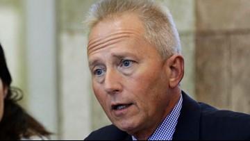 5 aides quit as Democratic congressman plans to become Republican