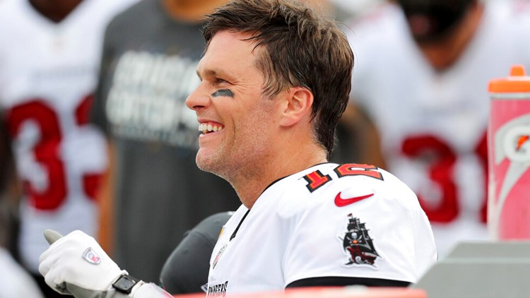 Tom Brady reaches 600 career touchdowns