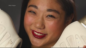 Veteran skater Mirai Nagasu: 'I feel like I'm Peter Pan'