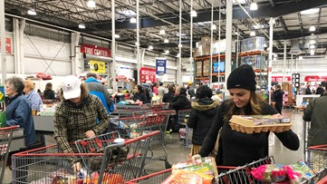 Costco to limit number of customers who can enter starting Friday