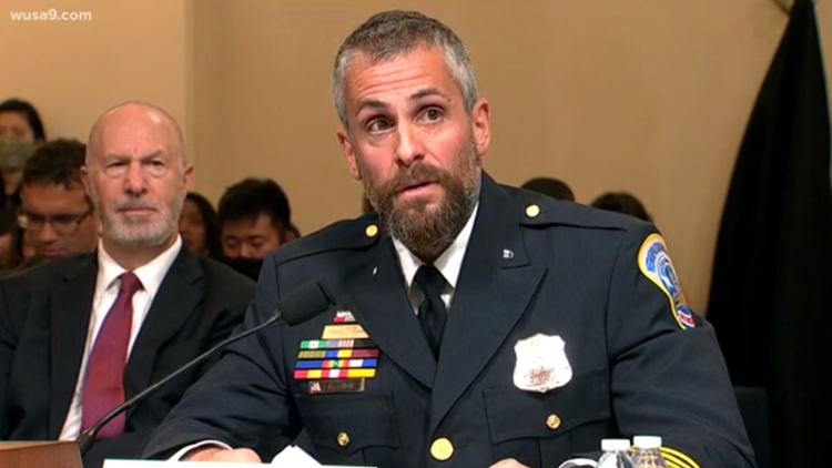 In first testimony, officers say no confusion about who sparked Capitol riot