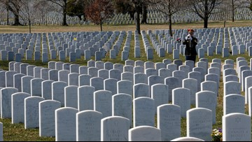 Arlington National Cemetery increases security due to 'current conditions'