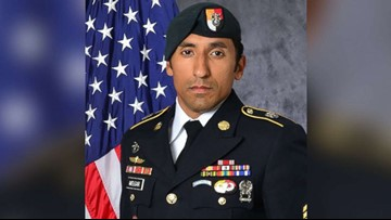 Two Navy SEALs, two Marines charged in 2017 murder of Army Green Beret