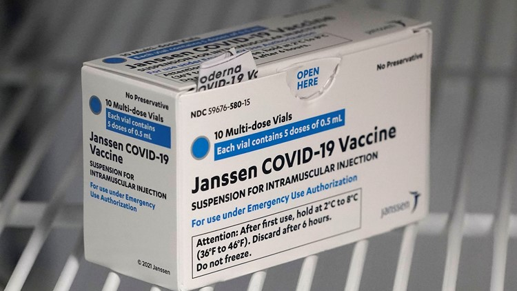 What to watch for if you got Johnson & Johnson COVID shot