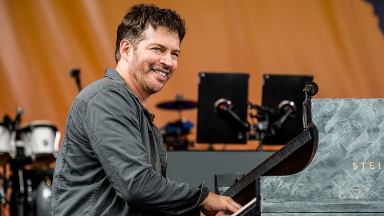 Harry Connick Jr. joins Taraji P. Henson in 'Annie Live!'