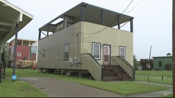 Brad Pitt's Lower Ninth Ward homes are falling apart 13 years after Katrina, residents say