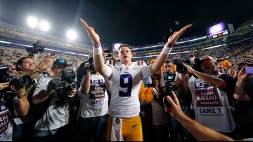 Joe Burrow wins AP Player of the Year