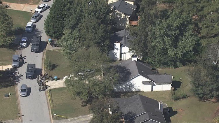 'Danger to community is over': Search ends for suspects in Gwinnett County Police shooting