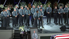 'Badge 1808, we'll take it from here': Police send End of Watch call honoring Gwinnett Officer Toney