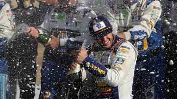 Chase Elliott wins NASCAR Cup race at The Glen