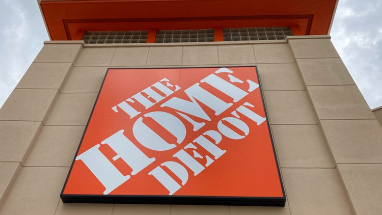 Home Depot says all employees and customers must mask up