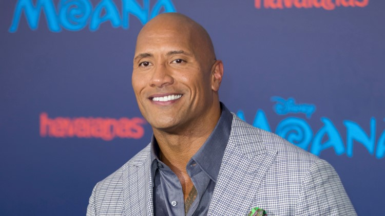 Dwayne Johnson to President Trump: 'Where are you?'